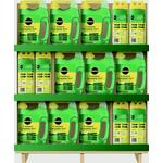 Miracle-Gro Evergreen Complete 4 In 1 Spreader - 60 x 100m2 Display Pallet