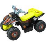 HOMCOM Kids Ride-on Electric Car-Black/Yellow