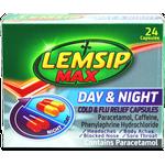 Lemsip Max Day & Night 24 Capsules