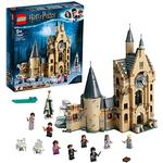 LEGO 75948 Harry Potter Hogwarts Castle Clock Tower Toy, Compatible with Great Hall and Whomping Willow Sets