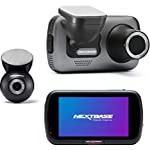 Nextbase 622GW Full 4k HD In Car Dash Cam Camera- Bluetooth- WIFI- GPS- Night Vision, SOS Emergency- With Rear Dash Cam, Full Rear View