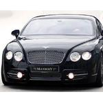 Mansory 630 88S 217L European Front Bumper w/ LED DRL Bentley Continental GT Speed 03-10
