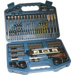 Makita. drill set Drills and Screwdrivers Makita 101 piece Mixed Drill bit Set