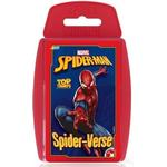Spiderman Top Trumps Card Game