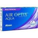 Air Optix Aqua Multifocal, 3er Pack