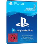 Playstation Now - 3 months [PS4] - Germany