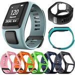 Watch Band for TomTom Adventurer / TomTom Golfer 2 / TomTom Spark 3 TomTom Sport Band Silicone Wrist Strap Lightinthebox