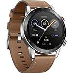 Honor MagicWatch 2 46 mm Silver/Brown