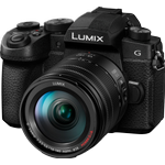 Panasonic LUMIX DC-G90 Interchangeable Lens Camera with 14-140mm f/3.5-5.6 Lens Kit