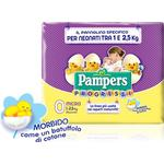 Pampers Progress Micro Size 0 (1-2,5kg) 24 Pieces
