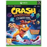 Xbox One Crash Bandicoot&Trade; 4: It'S About Time