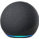Amazon All-New Echo Dot (4Th Generation), Smart Speaker With Alexa -Charcoal
