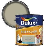 Dulux Easycare Overtly olive Matt Emulsion paint 2.5L