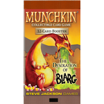 The Desolation of Blarg Munchkin CCG Booster Pack