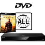 Panasonic DP-UB820 MULTIREGION for DVD + Gladiator
