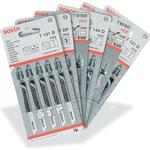 Pack of 30 Bosch Jigsaw Blades