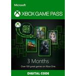 Xbox Game Pass 3 months Xbox Live Key EUROPE