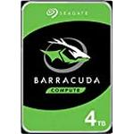 Seagate BarraCuda 4 TB Internal Hard Drive HDD – 3.5 Inch SATA 6 Gb/s 5400 RPM 256 MB Cache for Computer Desktop PC – Frustration Free Packaging (ST4000DM004)