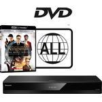 Panasonic DP-UB820 MULTIREGION for DVD + Kingsman
