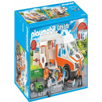 Ambulance with Lights and Sound Playset - 70049