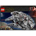 Star Wars Millennium Falcon Starship Building Set - 75257