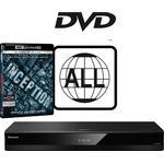 Panasonic DP-UB820 MULTIREGION for DVD + Inception