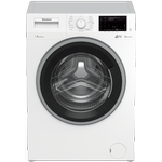 Blomberg LWF194410W 9kg 1400 Spin Washing Machine - White - A+++ Energy Rated - Euronics - 5 year Extended Warranty 3+2 (+£94.21)