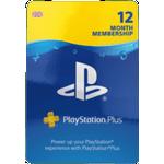 PlayStation Network Plus 12 Month Membership