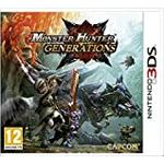 Nintendo SW NDS MONSTER HUNTER GENERATIONS - 3DS