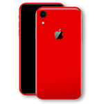 iPhone XR RED MATT Skin