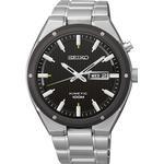 Mens Seiko Sports Kinetic Watch