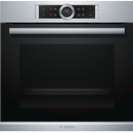 BOSCH Series 8 Single Oven Electronic • touch TFT • colour display • 13 functions • Soft…