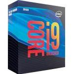 Intel Core i9-9900K, 8C/16T, 3.60-5.00GHz, boxed - Intel Core i9-9900K, 8x 3.60GHz, boxed, 1151