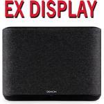 Denon Home 250 Wireless Speaker in Black - Ex Display
