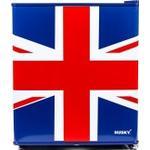 Husky HUS-EL193-HU Union Jack Mini Fridge
