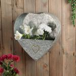 Large Vintage Garden Wall Planters