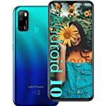 "Mobile Phones SIM Free Unlocked, Ulefone Note 9P Android 10 Phone Octa-core 4GB + 64GB ROM, 16MP Four Camera 6.52"" HD+ Screen 4500mAh Big Battery, Dual 4G Smartphone UK Version-Blue"