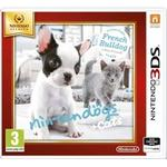 Nintendogs & Cats French Bulldog Selects (Nintendo 3DS)