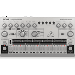 Behringer RD-6 Classic Analog Drum Machine - Silver