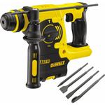 Dewalt DCH253N 18V SDS+ Rotary Hammer Drill with 4 Piece Chisel Set