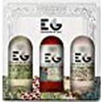 Edinburgh Gin Raspberry/Elderflower/Rhubarb and Ginger Gin Liqueurs Gift Set 20cl (Case of 3)