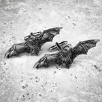 Bat Cufflinks