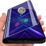 Mirror Clear View Smart Flip Case For Samsung Galaxy S20 Ultra S20 Plus A8s A6s S10 Plus S10 5G S10e S10 lite S9 Plus S8 Plus S7 edge PU Leather Stand Protection Cover miniinthebox