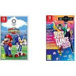 Just Dance 2020 + Mario and Sonic at the Olympic Games Tokyo 2020 (Nintendo Switch)