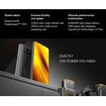 Global Version POCO X3 6GB 128GB NFC Snapdragon 732G Smartphone 64MP Camera 33W Charge mobile phones