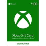 Xbox Gift Card £100