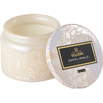 Santal Vanille Petite Jar Scented Candle