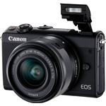 Canon EOS M100 24 Megapixel Mirrorless Camera with Lens