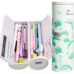 blackpink Cute Kawaii stationery office school supplies creative pencil case student study supplies stationery gift boys or girl