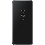 Samsung Clear View Standing Cover Pristine - Black - Galaxy S9